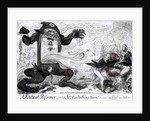 A Radical Reformer, (ie) a Neck or Nothing Man! Dedicated to the Heads of the Nation by George Cruikshank