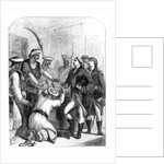Robert Clive Receiving the 'Diwani' of Bengal from the Moghul Empire in 1765 by English School