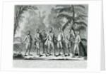 Cherokee Chiefs from Carolina by English School