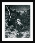 The Wandering Jew by Gustave Dore