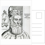 Pasquale Cicogna, Doge of Venice by Anonymous