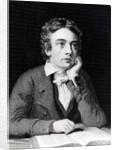John Keats by Joseph Severn