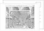 Interior of a Jewish Synagogue by Jan Veenhuysen