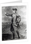 General James Wolfe by English School