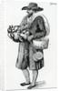 Jewish Hawker of Hamburg, Eighteenth Century by Christoph Suhr