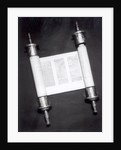 A Hebrew Scroll by Unknown