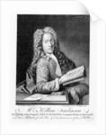 Mr Kellom Tomlinson by Richard van Bleeck