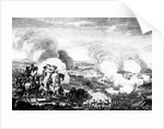 The Battle of Prague, Fought on the 6th May 1757 by English School