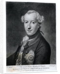 Portrait of His Most Serene Highness Charles, Prince of Brunswick, Luneburg and Wolfenbuttel by German School