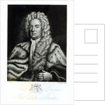 Portrait of James Brydges, first Duke of Chandos by Michael Dahl