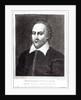 Portrait of Richard Burbadge by Samuel Harding