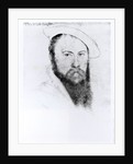 Portrait of Sir Thomas Wyatt the Younger by Hans Holbein The Younger