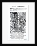 The Merchant by German School