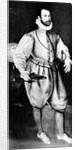 Portrait of Sir Martin Frobisher by English School