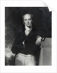 Portrait of the Right Honourable Charles Grey, Earl Grey by Sir Thomas Lawrence