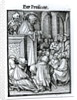 Death and the Preacher by Hans Holbein The Younger