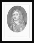 Portrait of Henry Cromwell engraved by Richard Earlom and Charles Turner by English School