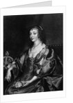 Henrietta Maria by Sir Anthony van Dyck