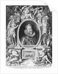 Portrait of Rudolph II by Johannes Hausser von Ach