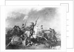 The Battle of Marston Moor by English School