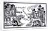 'To Him Pudel, Bite Him Peper', English Civil War propaganda by English School