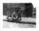 London Slums, Twine Court by English School