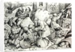 Everyman by Pieter Bruegel the Elder