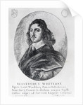 Bulstrode Whitelock, commissioner of the Great Seal under Cromwell by English School
