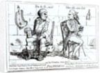 Politeness by James Gillray