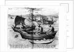 Chinese Sailing Ships by English School
