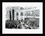 'Total Abstainers' Meeting in Sadler's Wells Theatre by George Cruikshank