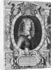 George William Duke of Braunschweig-Luneberg by engraved by Petrus de Iode