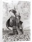 Ship by Pieter Bruegel the Elder