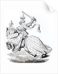Facsimile of The Duc de Bourbon armed for the Tournament by French School