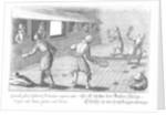 Elizabethan Tennis by English School