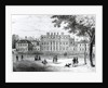 Buckingham House in 1775 by English School