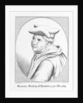 Edmund Bonner, Bishop of London by George Perfect Harding