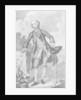 Gustavus Hamilton by William Hogarth