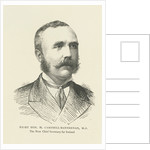 Henry Campbell-Bannerman as Chief Secretary for Ireland by English School