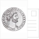 Emperor Hadrian by English School