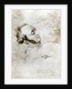 Felix Mendelssohn on his deathbed by Eduard Bendemann