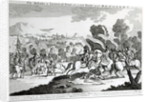 Battle of Minden by English School