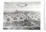 View of London by French School