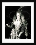 Elizabeth I drawn by W.Derby and engraved by T.A.Dean by Isaac Oliver
