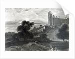 Fatehpur Sikri near Agra by William Daniell
