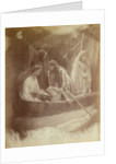 The Passing of King Arthur by Julia Margaret Cameron