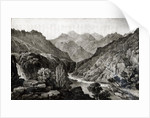 View in the Cordillera by John Miers