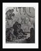 'London' Monkeys by Gustave Dore