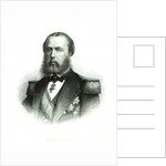 Portrait of Emperor Maximilian of Mexico by English School