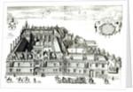 All Souls College, Oxford University by David Loggan